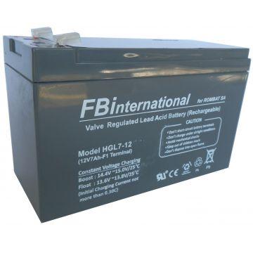 Baterie stationara Rombat AGM 12 V - 5 Ah (F1)