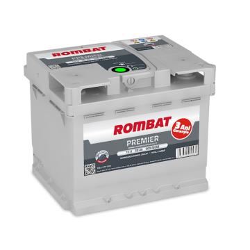 Baterie auto Rombat Premier 12 V - 50 Ah