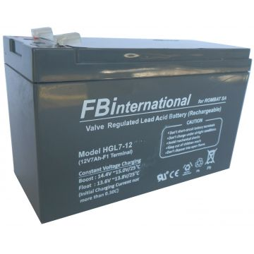 Baterie stationara HGL 12 V - 18 Ah