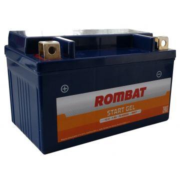 Baterie moto RBG7 12 V - 7 Ah
