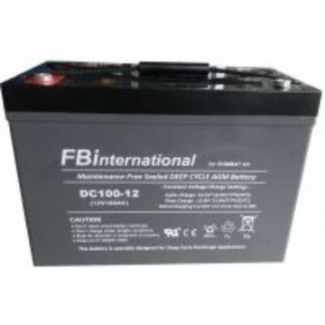 Baterie stationara GEL 12 V - 110 Ah
