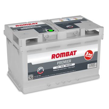 Baterie auto Rombat Premier 12 V - 70 Ah