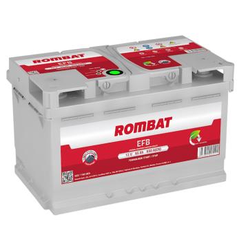 Baterie auto EFB 12 V - 65 Ah