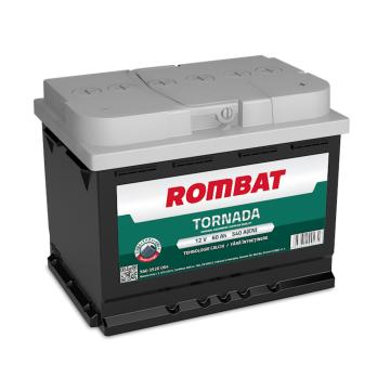 Baterie auto Rombat Tornada 12 V - 60 Ah