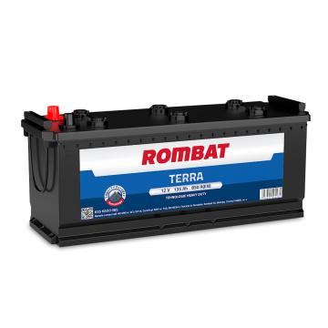 Baterie auto Rombat Terra 12V - 135 Ah