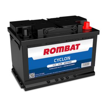 Baterie auto Rombat Cyclon 12 V - 72 Ah