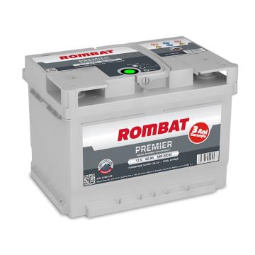 Baterie auto Rombat Premier 12 V - 60 Ah