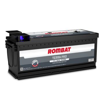 Baterie auto Rombat Terra Pro 12 V - 150 Ah