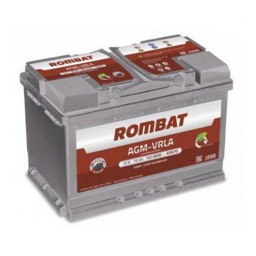 Baterie auto Rombat EFB 12 V - 60 Ah