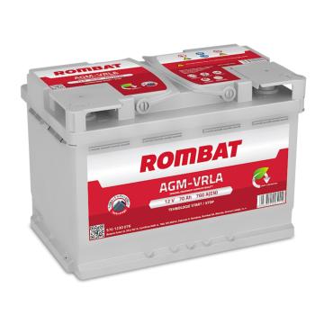Baterie auto Rombat AGM 12V - 70 Ah