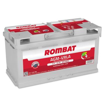 Baterie auto Rombat AGM 12V - 92 Ah