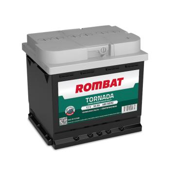 Baterie auto Rombat Tornada 12 V - 50 Ah