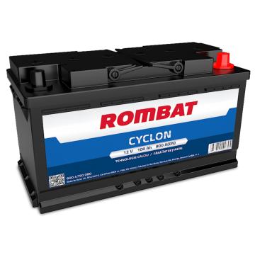 Baterie auto Rombat Cyclon - Acumulator de 12 V - 100 Ah