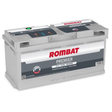 Baterie auto Rombat Premier 12V-110 Ah
