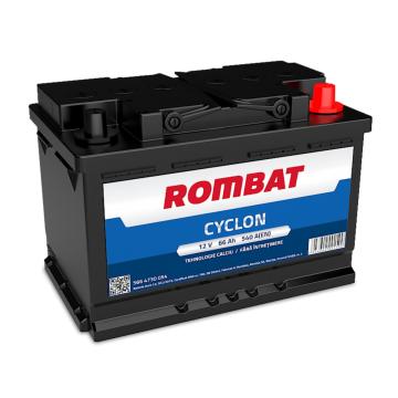 Baterie auto Rombat Cyclon 12 V - 66 Ah