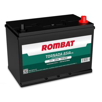Baterie auto Rombat Tornada Asia 12 V - 100 Ah