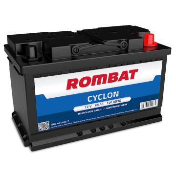 Baterie auto Rombat Cyclon 12 V - 88 Ah