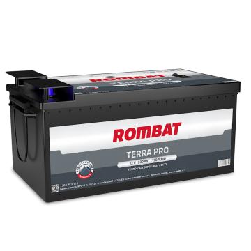Baterie auto Rombat Terra Pro 12 V - 230 Ah
