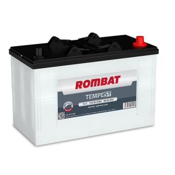 Baterie semi-tractiune Rombat Tempest 12V-120Ah