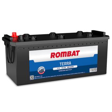 Baterie autocamion Rombat Terra 12V - 105 Ah