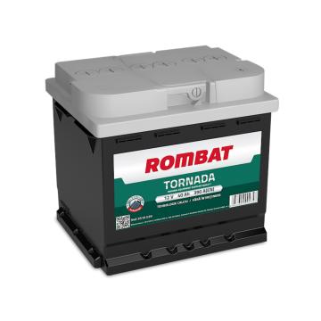 Baterie auto Rombat Tornada 12 V - 40 Ah