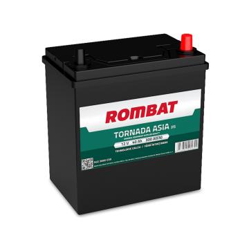 Baterie auto Rombat Tornada Asia 12 V - 40 Ah