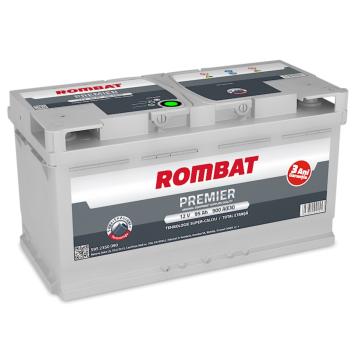 Baterie auto Rombat Premier 12 V - 95 Ah