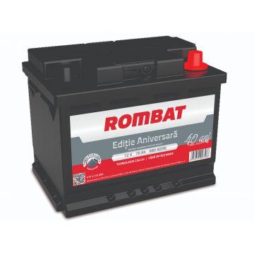 Baterie ANIVERSARA 40 ANI  Rombat 12 V - 70 Ah